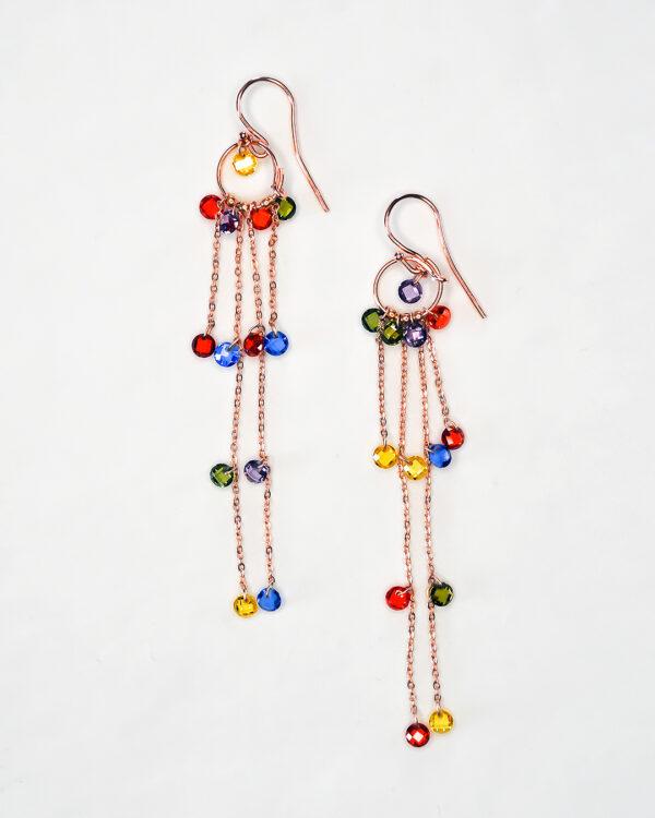 Loroetu Light Fruit earrings